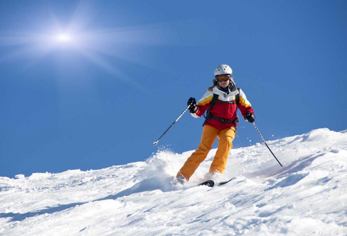 Die Skibindung richtig einstellen