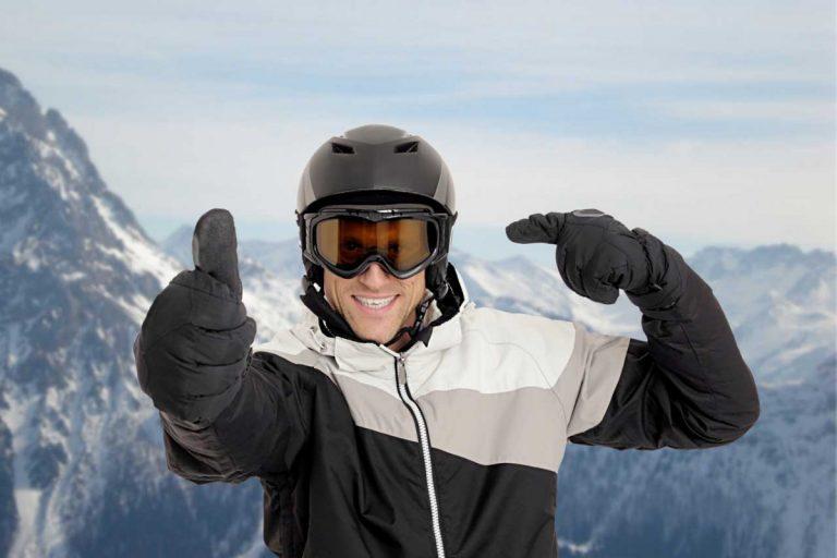 Skifahren: Skibrillen sorgen für gute Sicht bei schlechtem Wetter