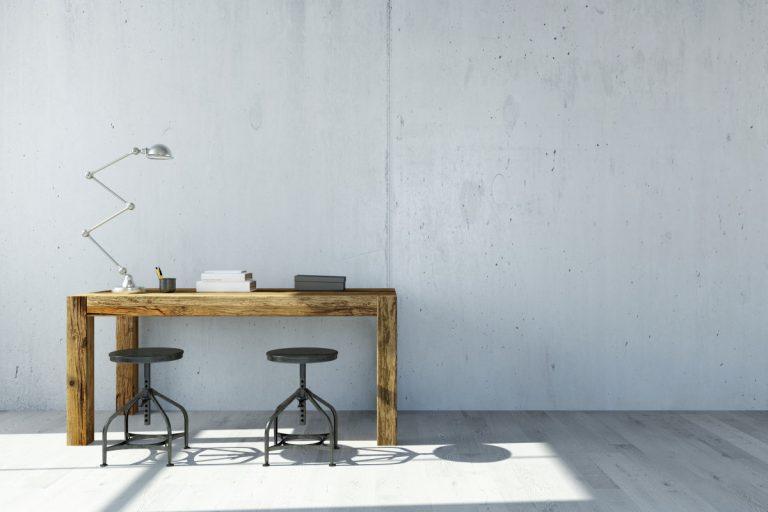 Schreibtisch Ordnung einfach und wirkungsvoll