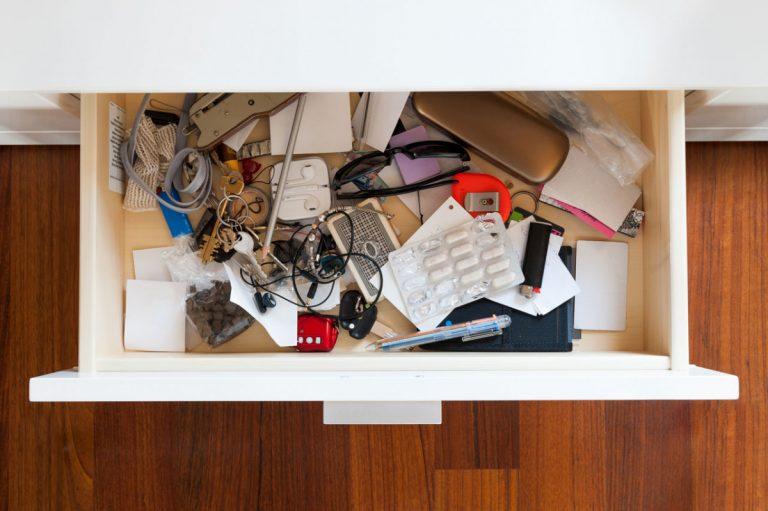 Und wenn ich etwas Chaos im Büro brauche?