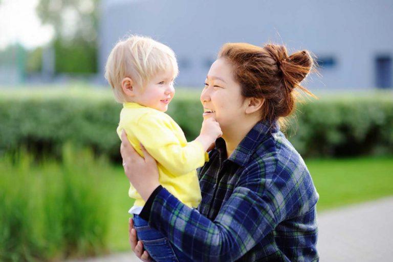Kinderbetreuung heute: Betreuung durch au pair