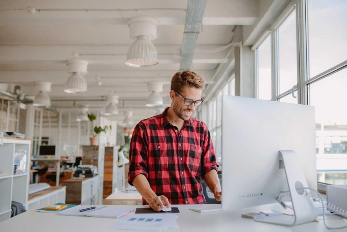 Gesunde Arbeitsbedingungen: Was können Sie selbst tun?