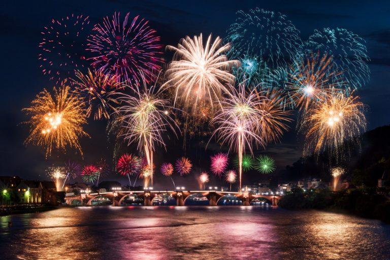 Silvester und Neujahr in der französischen Sprache