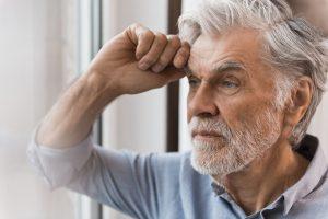 Depressionen: Auslöser für Depressionen im Alter