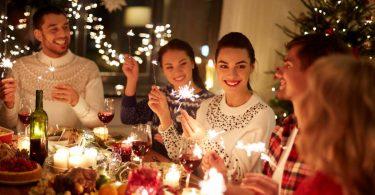 Ideen für ein gesundes Weihnachtsmenü