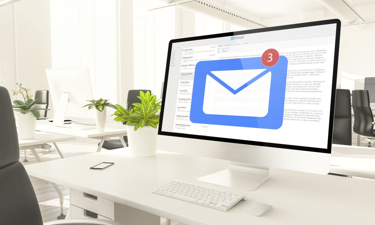 Professionelle E-Mails: Wie gut sieht Ihr Unternehmen aus?