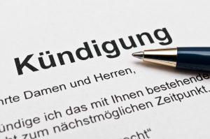 Wann ist eine Kündigung während Kurzarbeit zulässig?