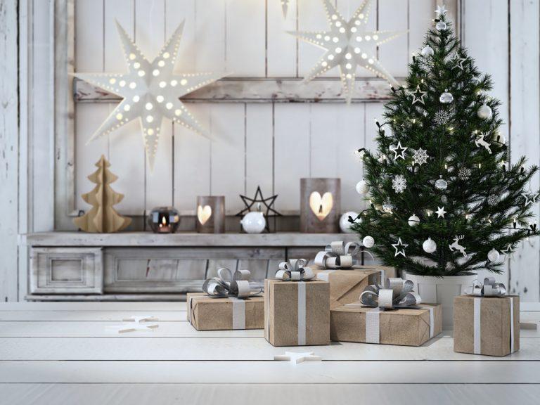 Smalltalk rund um den Weihnachtsbaum