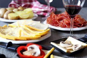 Der passende Wein zum Weihnachtsessen: Fondue und Raclette