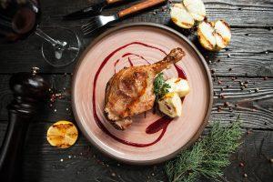 Der passende Wein zum Weihnachtsessen: Gans und Ente