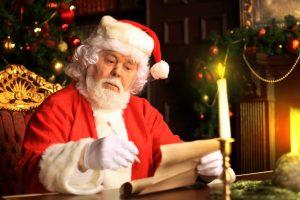 So üben Ihre Kinder zu Weihnachten schreiben - an den Weihnachtsmann