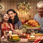 Gewichtszunahme während der Feiertage vermeiden