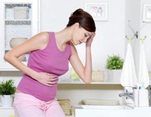 Beschwerden in der Schwangerschaft lindern: Übelkeit und Erbrechen