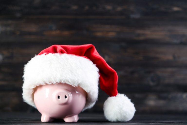 Weihnachten ist die Zeit der Spenden