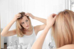 Graue Haare durch zu viel Stress?