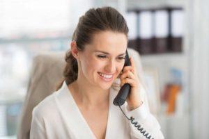 So meistern Sie ein Telefoninterview