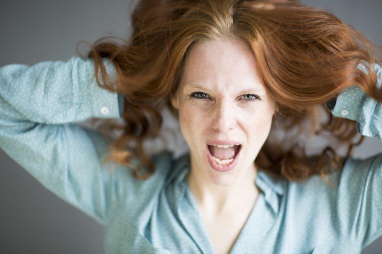 Stress durch Wut und Ärger: Wie man Warnzeichen erkennt