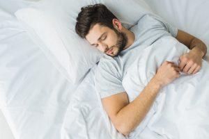 Tipp: Leichter einschlafen