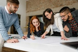 Wer Mitarbeiter führt, hat Ziele und wer diese erreicht, verändert