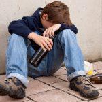 Kinder vor Alkohol schützen