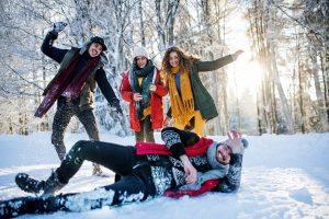 Winter-Thema für Ihren Smalltalk