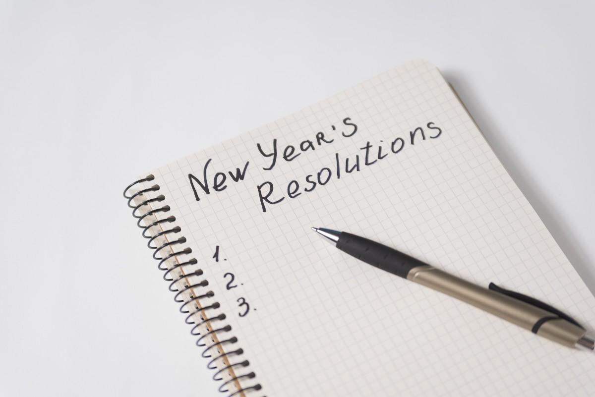 Smalltalk um gute Vorsätze im neuen Jahr