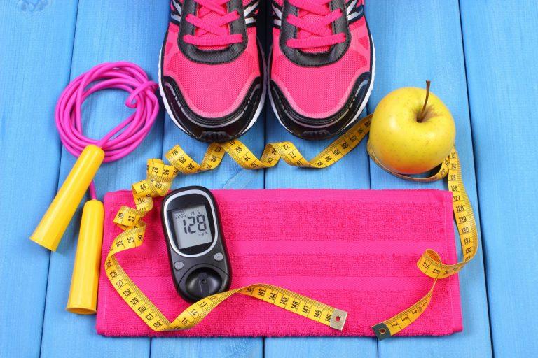Joggen für Diabetiker