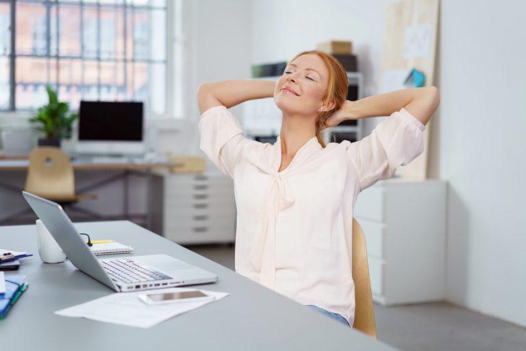 Pausen: 4. Wie Sie sich von Stress distanzieren