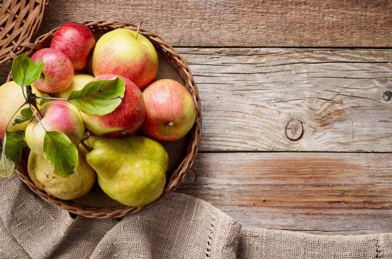 Abnehmen: Sind Sie ein Apfeltyp oder ein Birnentyp?