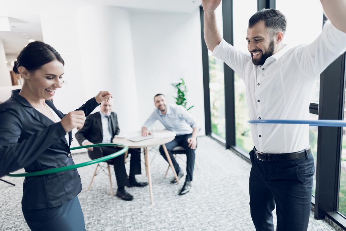 Fitness im Job: Noch mehr Bauchübungen