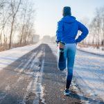 Herz: Vorsicht bei Sport im Winter
