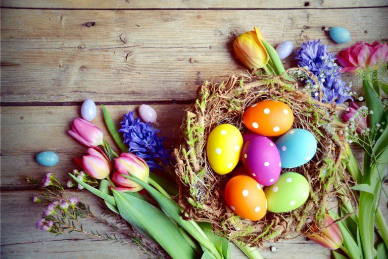 Grußbriefe zu Ostern versenden
