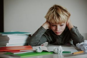 Wenn Kinder die Hausaufgaben nicht machen
