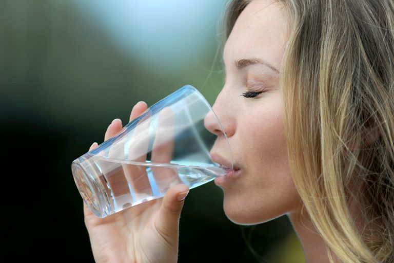 Abnehmen: Wasser ist das Zauberwort