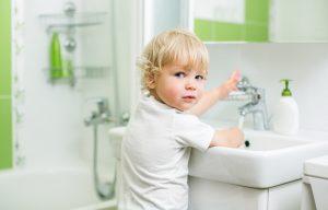Sauber werden: Mit dieser Idee helfen Sie Ihrem Kind