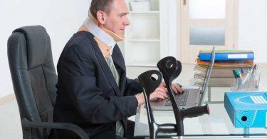 Arbeitsunfall im Büro? So beugen Sie vor