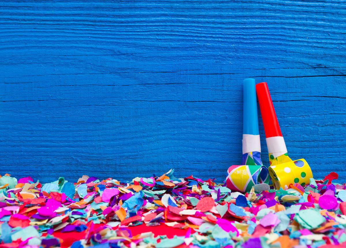 Originelle Einladungskarten für den Kindergeburtstag: Buchstabensalat