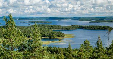 Finnland: Land der tausend Seen