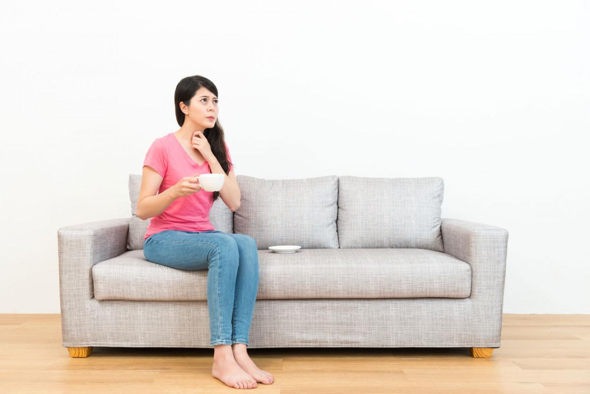 Beschwerden in der Schwangerschaft lindern: Sodbrennen