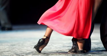 Tango hilft beim Abbau von Stress