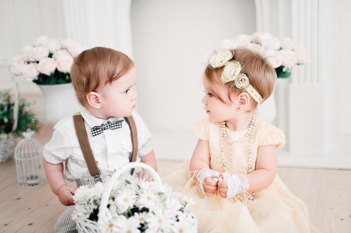 Hochzeitsideen: Richten Sie eine Kinderspielecke auf der Hochzeitsfeier ein