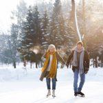 Abnehmen: So viele Kalorien verbrauchen Sie beim Wintersport