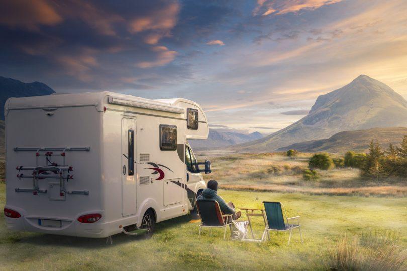 Ein Wohnmobil mieten und den Urlaub genießen