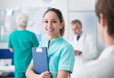 Ausbildungsberufe: Die Ausbildung zur Krankenschwester