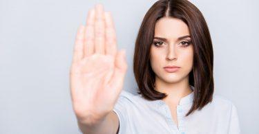 Nein-Sagen leicht gemacht: Wie leicht fällt es Ihnen, Nein zu sagen?