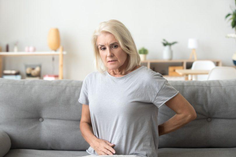 Die häufigsten Rücken-Irrtümer: Alte Menschen haben eher Rückenschmerzen