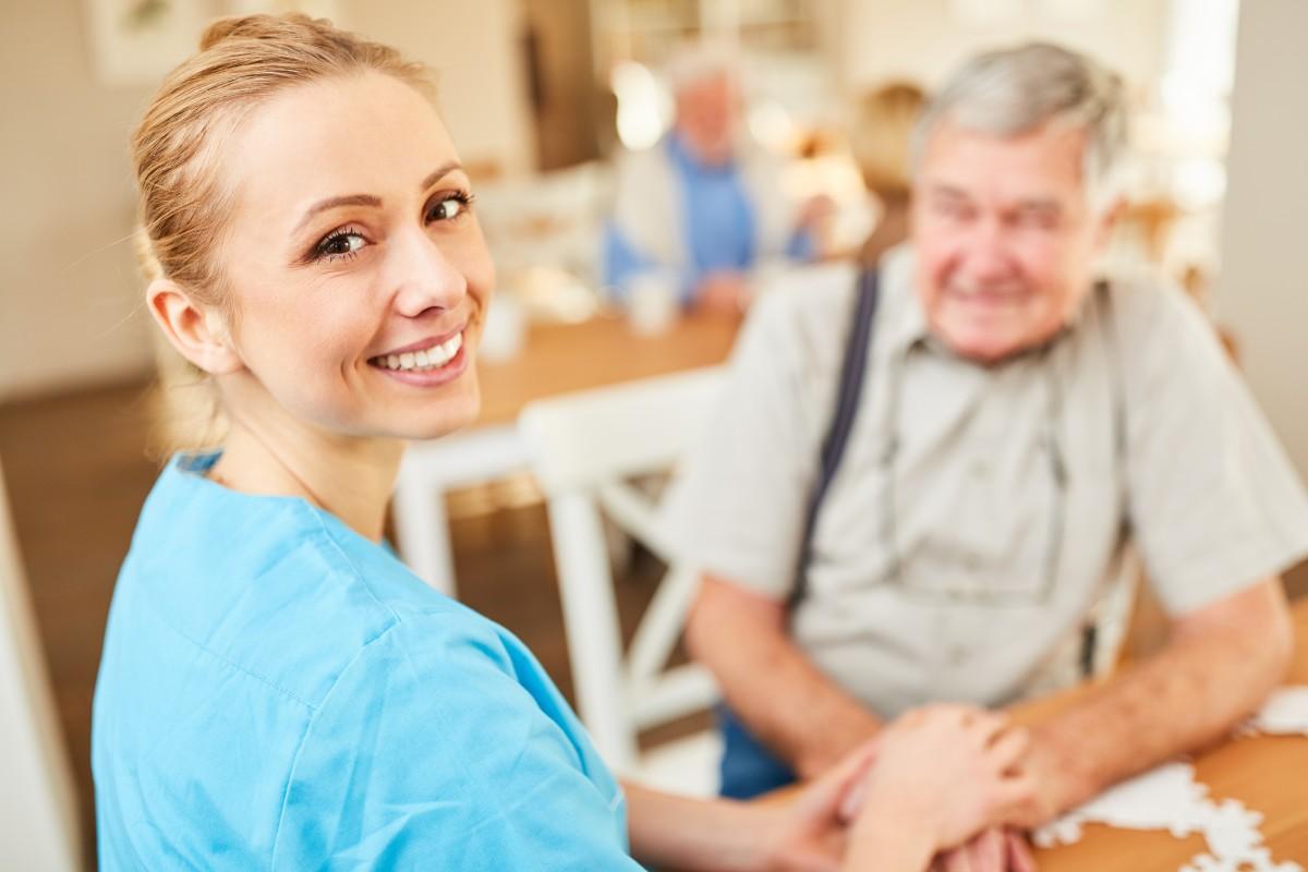 Ausbildungsberufe: Die Ausbildung zum Altenpfleger