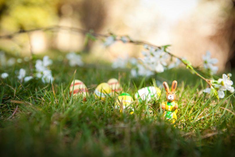 Spaziergang zu Ostern: Ein Spaß für die Familie