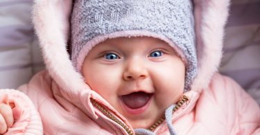 Abhärtung für das Baby im Winter?