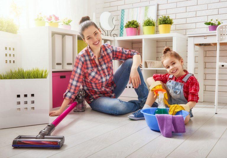 Hausarbeit: Kinder wachsen an den eigenen Aufgaben